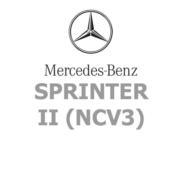 Mercedes-Benz SPRINTER II (NCV3)