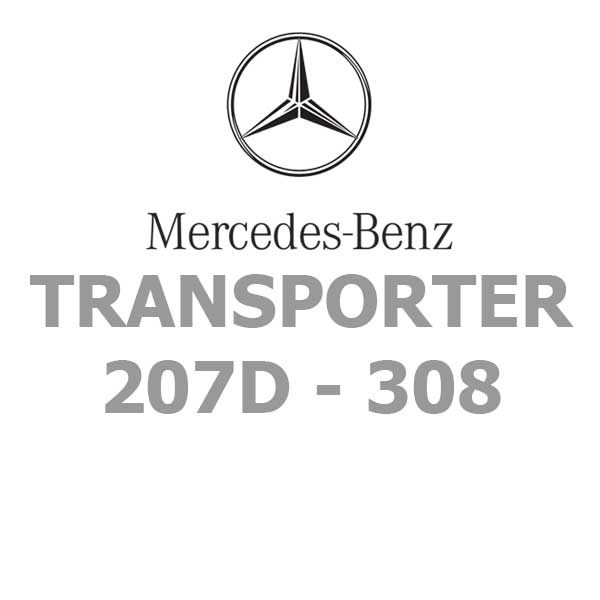 Mercedes-Benz TRANSPORTER 207D - 308 (T1/TN)