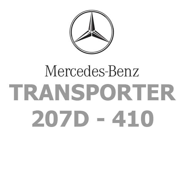 Mercedes-Benz TRANSPORTER 207D - 410 (T1/TN)